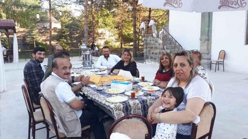 Ermed'den Medya ve STK buluşması etkinliği!