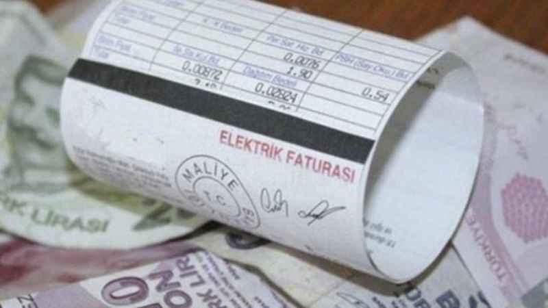 1 Temmuz'dan itibaren elektriğe zam!