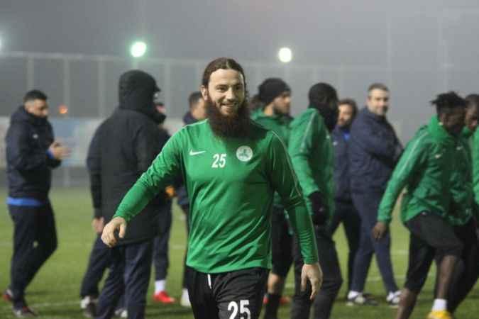 Aykut Demir yeniden BB Erzurumspor'da!