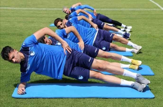 Erzurumspor yeni sezon hazırlıklarını sürdürdü