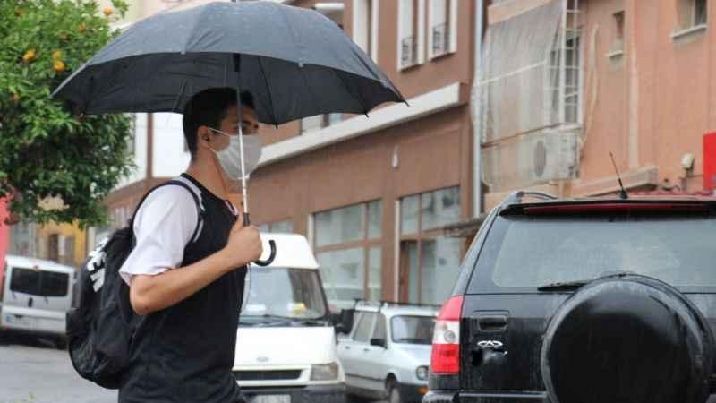 Doğu Anadolu'da yoğun yağış uyarısı!