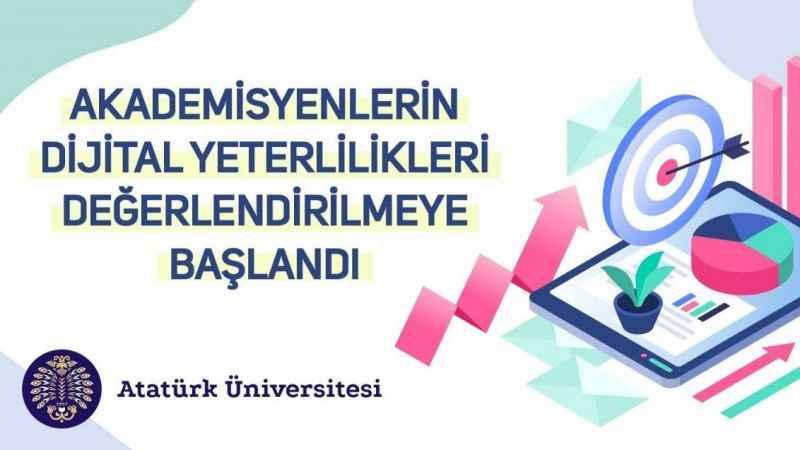 Türkiye'de bir ilk ! Atatürk Üniversitesinde değerlendirilmeye başlandı.