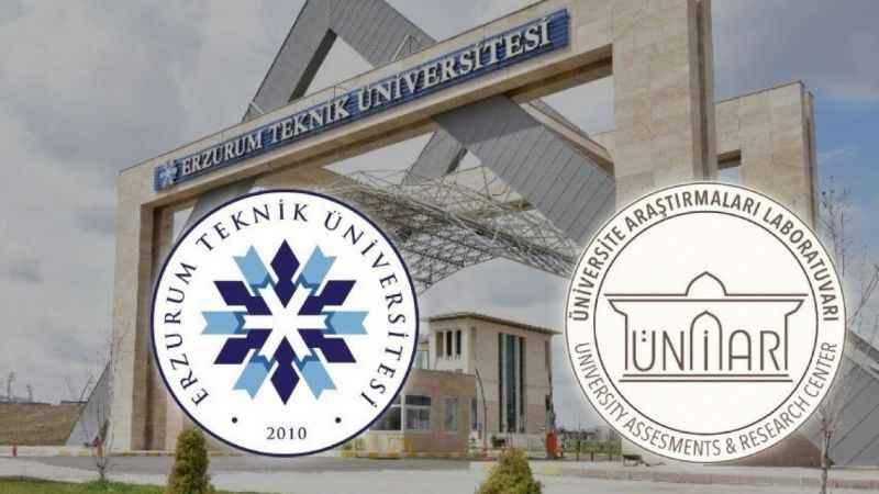 Erzurum Teknik Üniversitesi ilk 20'de !