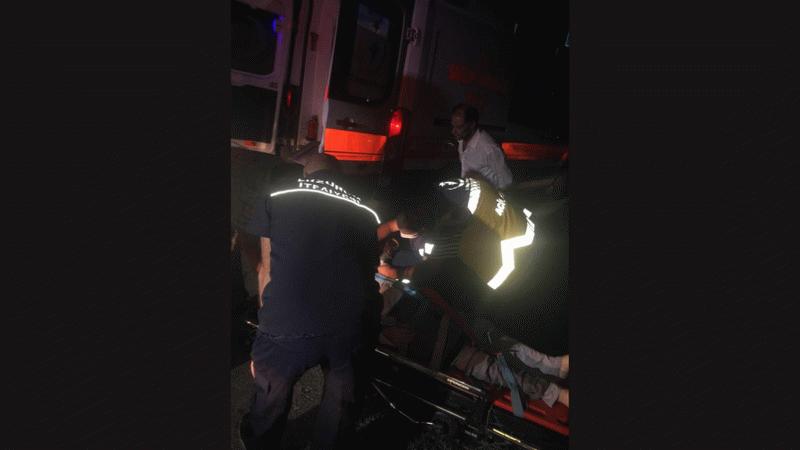 Talihsiz kaza 1 ölü 1 yaralı !