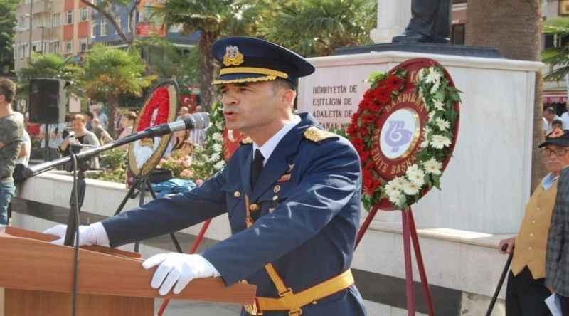 Erzurum'lu Akalp, Tuğgeneralliğe terfi etti !