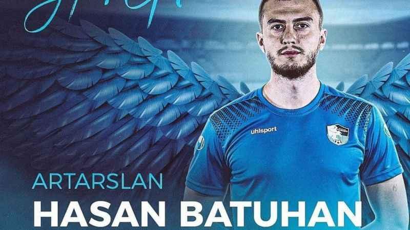 Batuhan Artarslan, BB Erzurumspor'da