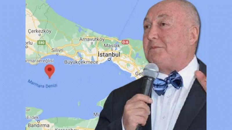 Deprem Uzmanı Övgün Ahmet'ten İstanbul Uyarısı! 300 Kat Daha Ölümcül!