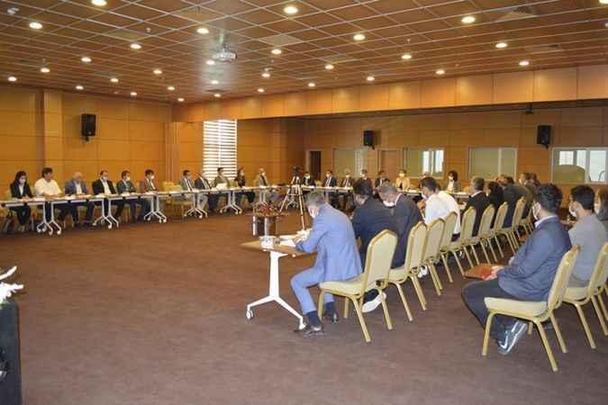 BKİ ve Ajanslar bölgesel kalkınma için Erzurum'da toplandı