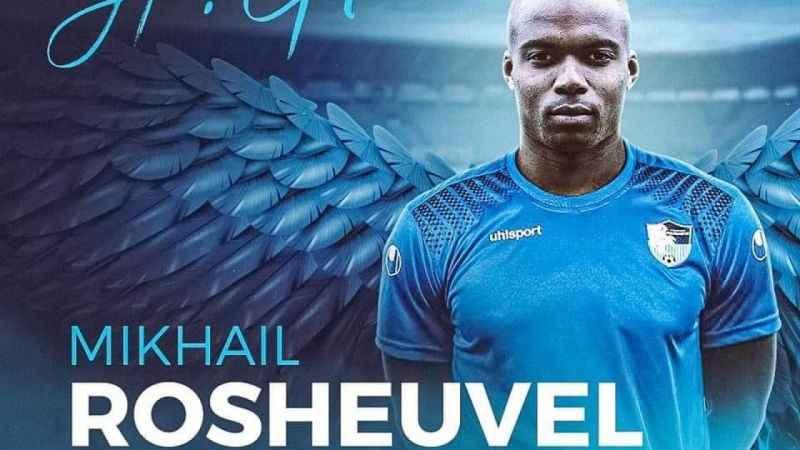 BB Erzurumspor'un yeni transferi Mikhail Rosheuevel!