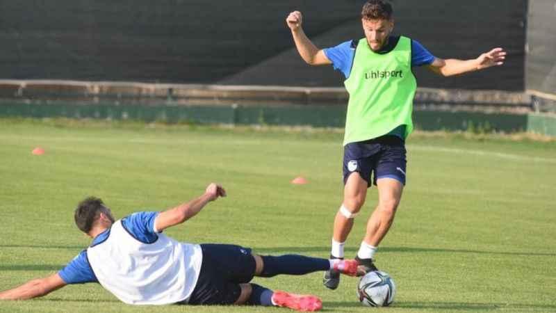 BB Erzurumspor, Bandırmaspor maçı hazırlıkları sürüyor!