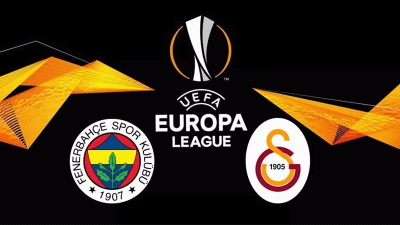 UEFA Avrupa Ligi'nde Galatasaray ve Fenerbahçe'nin rakipleri kim olacak! İşte detaylar...
