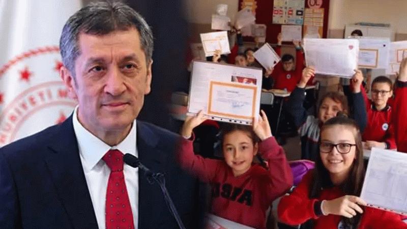Milli Eğitim Bakanlığı yeni öğretim yılı takvimini açıkladı! Karneler ne zaman alınacak?