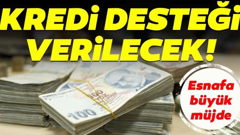 Halkbank'tan esnafa kredi müjdesi! Faizsiz kredi imkanı!