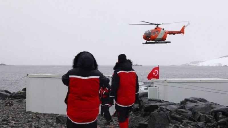 Atatürk Üniversitesi Antarktika'da bilim seferlerine katılacak