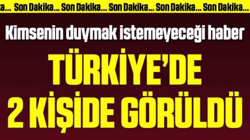 """Sağlık Bakanı açıkladı! Türkiye'de 2 kişide """"Mu varyantı"""" görüldü!"""