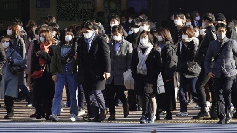 Japonya'da korkutan tablo! Koronavirüs ölümleri artıyor! 59 yaş ve altı için risk artıyor!