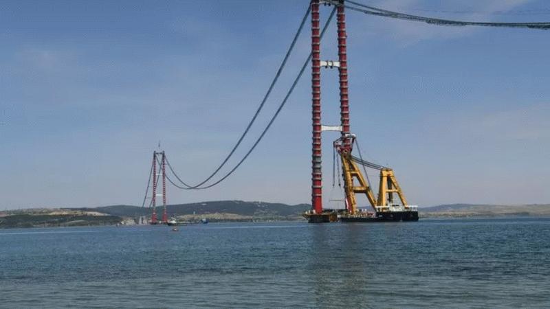 Ulaştırma ve Altyapı Bakanlığından merakla beklenen açıklama geldi! 1915 Çanakkale Köprüsü'nde yarın gerçekleşecek bir ilk!