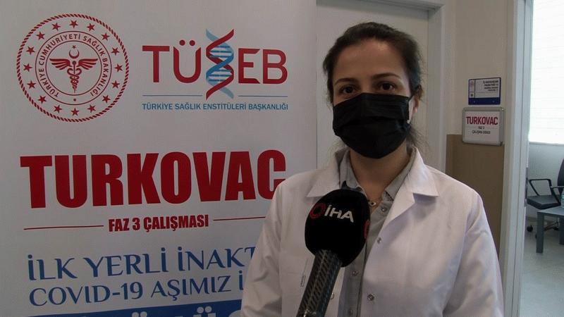 Yerli aşı TURKOVAC'tan sevindiren haber! Bin 100 gönüllüye uygulandı! Yan etki görülmedi!