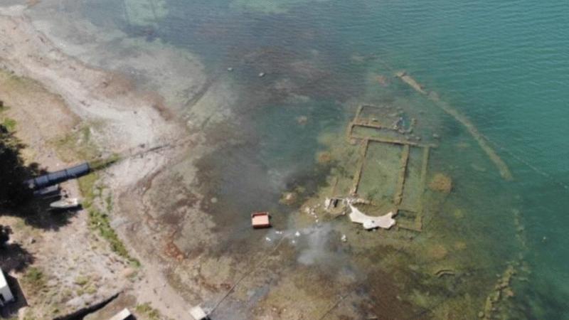 Dünyanın en önemli keşfi gün yüzüne çıktı! Türkiye'nin beşinci büyük gölünde korkutan görüntüler!