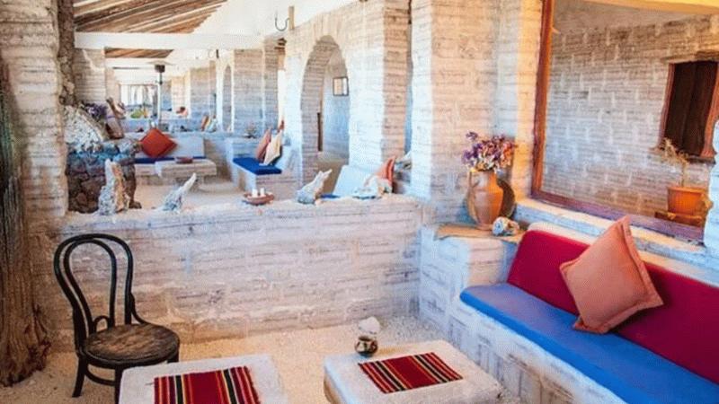 Bolivya Oteli, görenleri şaşkına çeviriyor! Kural duvarları yalamamak! Her şey tuzdan yapılmış!