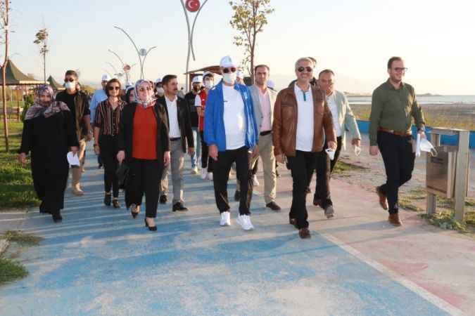 Tuşba Belediyesinden 'Avrupa Hareketlilik Haftası' etkinliği