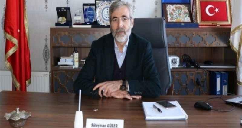 Başkan Güler'den fuar değerlendirmesi