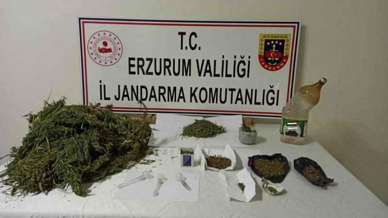 DEV uyuşturucu operasyonu 3 gözaltı !