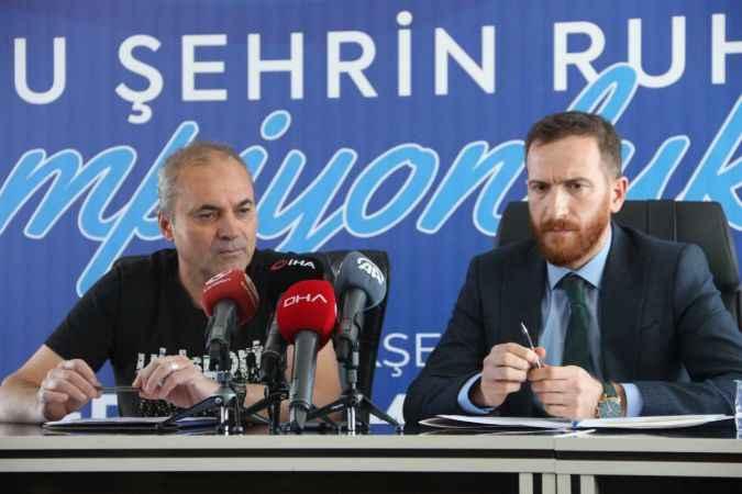 BB Erzurumspor Asbaşkanı Ahmet Dal'dan son dakika açıklaması !