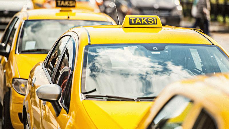 Yolcu almayan taksi trafikten men edilecek ! 81 il valiliğine taksi denetimleri genelgesi !