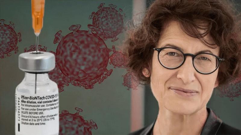 Özlem Türeci'den flaş açıklama geldi! 12 veya 18 ayda bir aşı!
