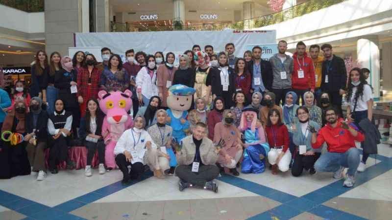 UCİM Erzurum dünya kız çocukları günü festival gerçekleştirdi