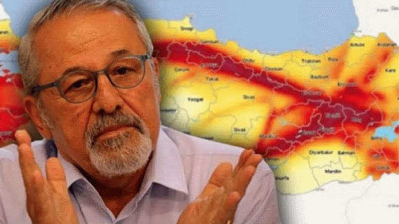 Prof. Dr. Naci Görür, deprem hareketliliğe dikkat çekti!