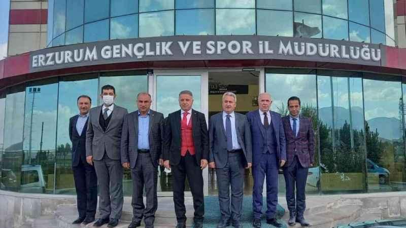 Tekerlekli Kızak Türkiye Şampiyonası Erzurum'da !