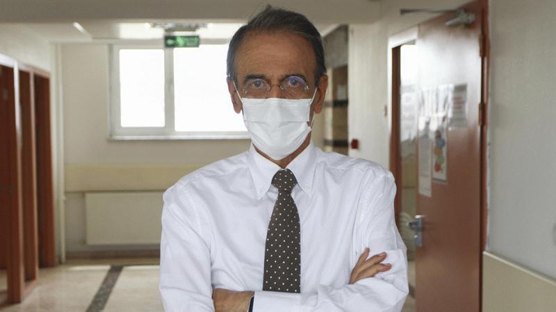 Mehmet Ceyhan'dan önemli açıklama! Koronavirüs'ü soğuk algınlığından ayırmanın tek yolu...
