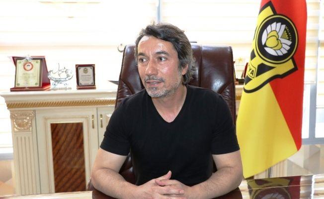 (Özel Haber) Evkur Yeni Malatyaspor'da yeni sezon planlaması yapıldı