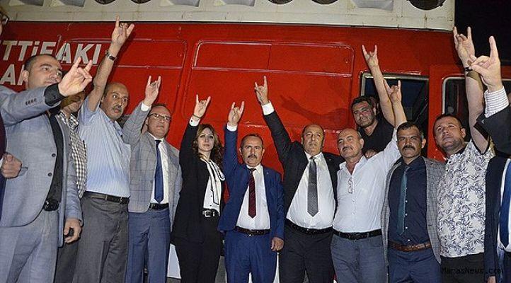 Ceyhan, MHP Vekil Sayısı Hdp'den Çok Olmalı