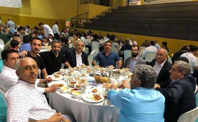 Gaziosmanpaşa'daki Malatyalılar iftar yemeğinde buluştu
