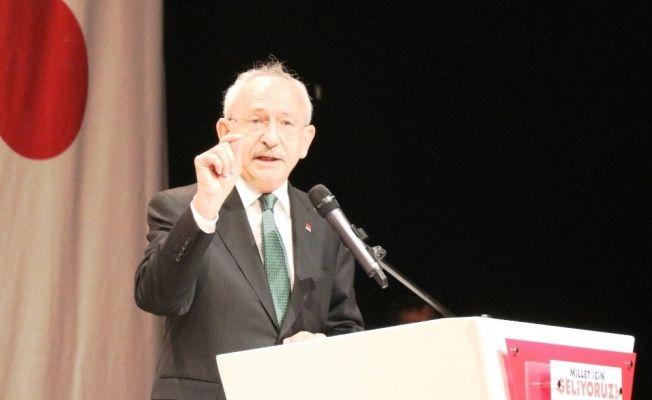 """CHP Genel Başkanı Kılıçdaroğlu: """"Ortadoğu Barış ve İşbirliği Teşkilatı kuracağız"""""""