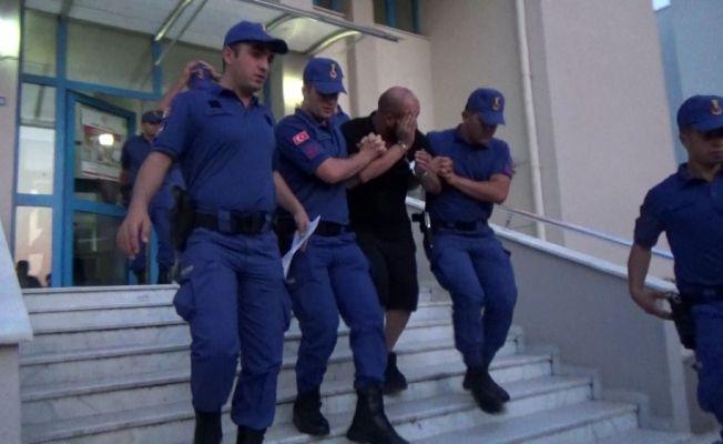 Dalyan'daki cinayetin zanlısı tutuklandı