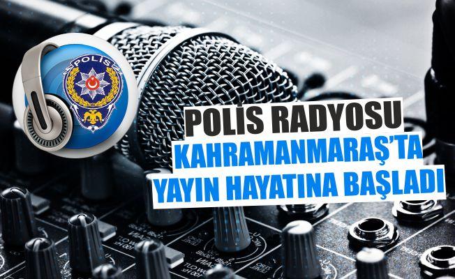 Polis Radyosu yayına başladı