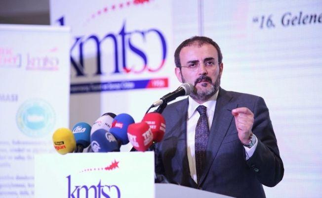"""Ünal, """"Türkiye küresel ölçekte oyun kuran bir ülkedir"""""""