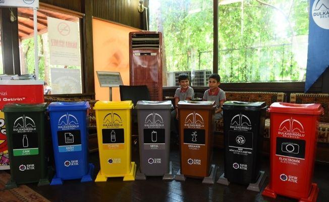 Öğrencilerin enerjisi çevreyi temiz tutuyor