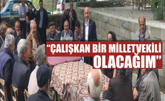 CHP Milletvekili Adayı Öztunç: Çalışkan bir milletvekili olacağım