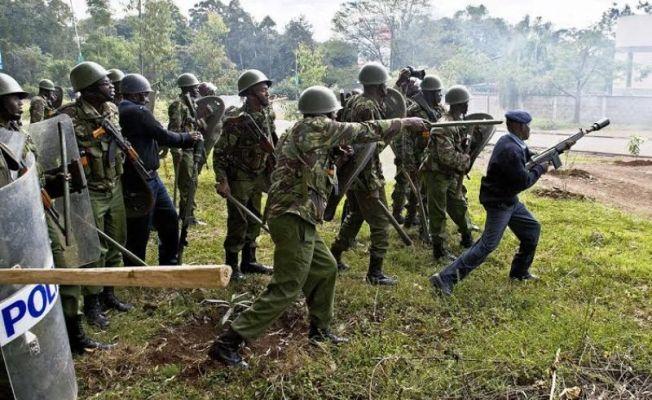 Kenya'da polise saldırı: 5 ölü