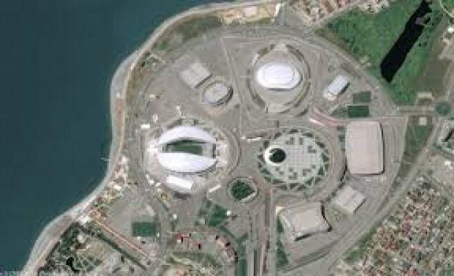 Dünya Kupası'na ev sahipliği yapılacak stadyumlar uzaydan böyle görüntülendi