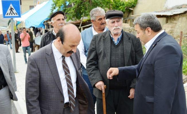"""MHP milletvekili adayı Fendoğlu: """"Tek amacım Malatya'ya hizmet etmek"""""""