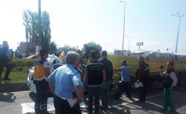 Ankara'daki feci kazada ölenlerin sayısı 3'e çıktı