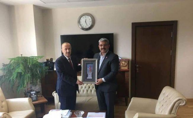 Başkan Ferit Karabulut: Zafer Organize Sanayi Bölgesi yüzde 80 bedelsiz teşvik kapsamına alındı