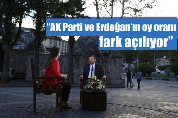 AK Parti Sözcüsü Ünal hedefi açıkladı!