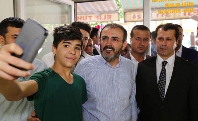 """AK Parti Sözcüsü Mahir Ünal: """"Allah'ın izniyle o Kandil'i de yerle bir edeceğiz"""""""